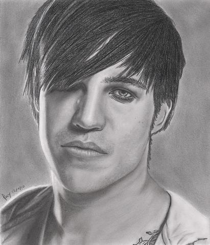 Pete Wentz by Pencil2Paper